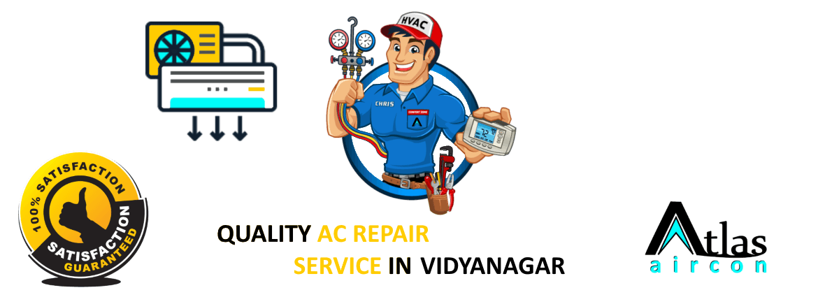 Best AC Repair Service in Vidyanagar, Gujarat