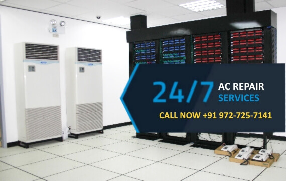 Precision AC Repair in Anand
