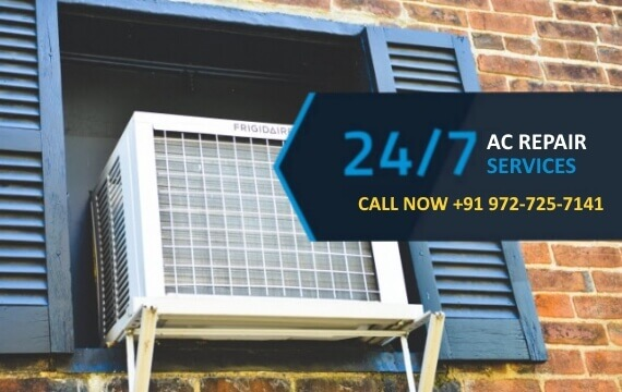 Window AC Repair in Halol