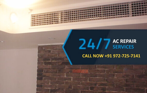 Ductable AC Repair in Nandesari