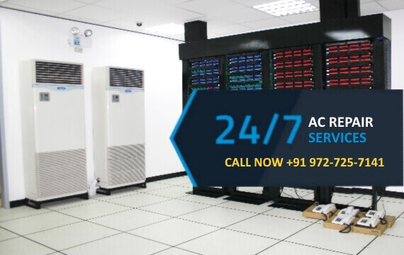 Precision AC Repair in Kamrej