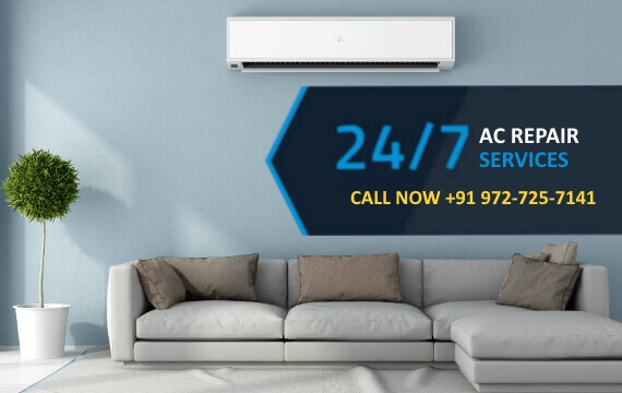 Split AC Repair in Sama