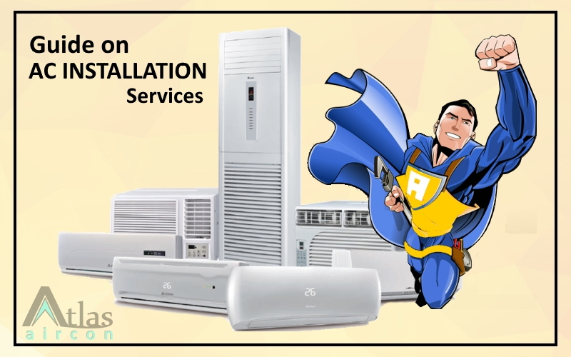 Window Air Conditioner Installation in Vadodara
