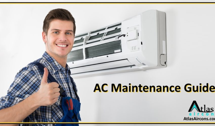 AC Maintenance Guide